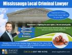 Mississauga Local Criminal Lawyer