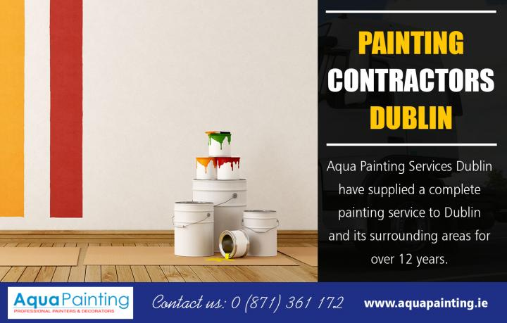 Painting Contractors in Dublin
