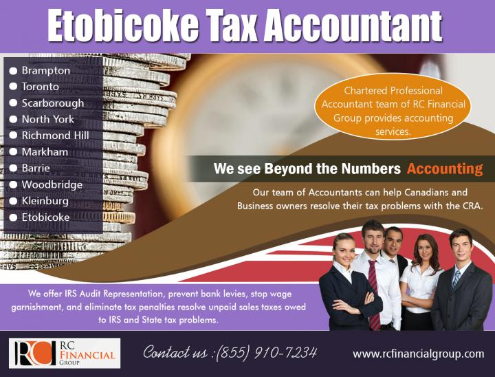 Etobicoke Tax Accountant
