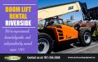 Boom Lift Rental in Riverside