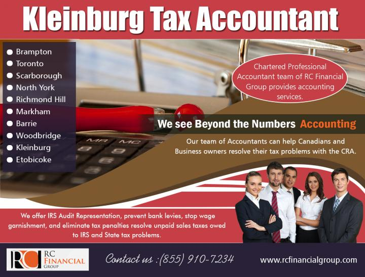 Kleinburg Tax accountant