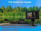Fish Finder For Kayaks
