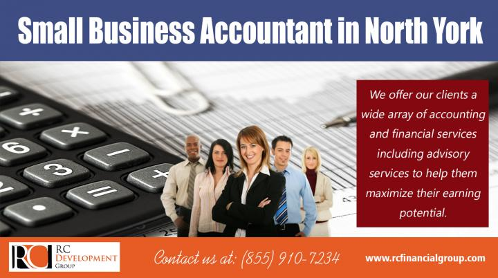 Small business accountant in north york