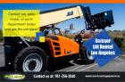 Scissor Lift Rental Los Angeles | westcoastequipment.us