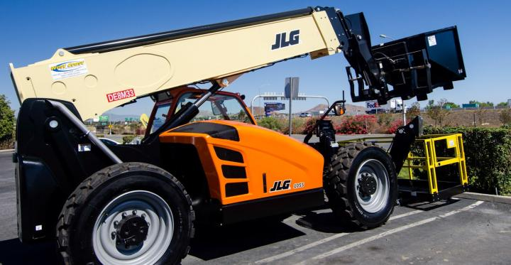 Boom Lift Rental Riverside