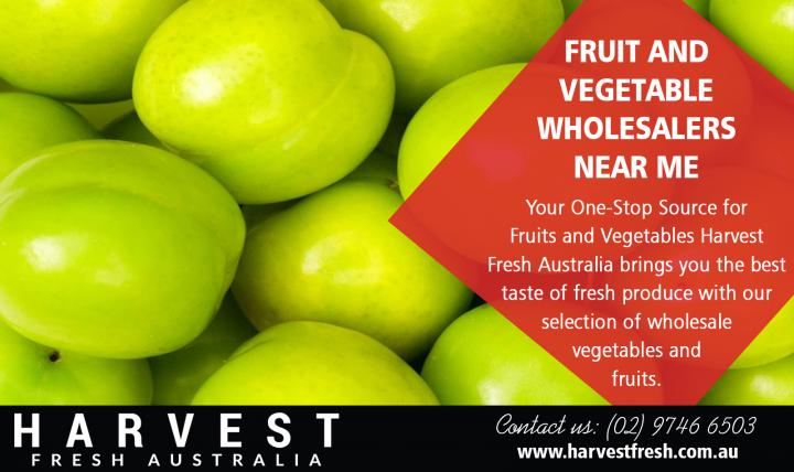 Fruit And Vegetable Wholesalers Near Me
