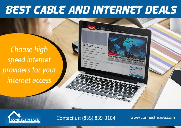 Best Cable And Internet Deals