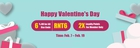 Grab Chance to Take RSorder Valentine's 6% Off RS 07 Gold