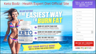 "KetoBodz Keto Worlde""st no 1 weight loss supplement"